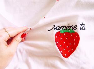 DIY tuto customisation tee shirt Latelierdal blog lifestyle
