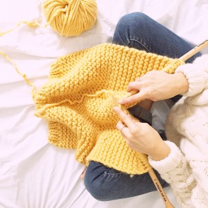 we are knitters L'atelierdal pull blog lifestyle