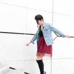 Look tutu Prunes L'atelier d'al blog mode DIY couture