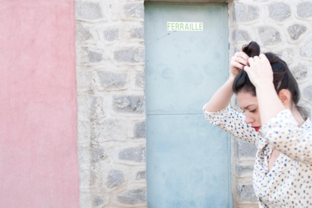 Look printemps baskets Bocage L'atelier d'al blog mode lifestyle Paris