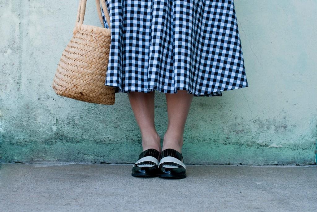 Look vintage années 50 Léoplodine Chateau L'atelier d'al blog mode Paris