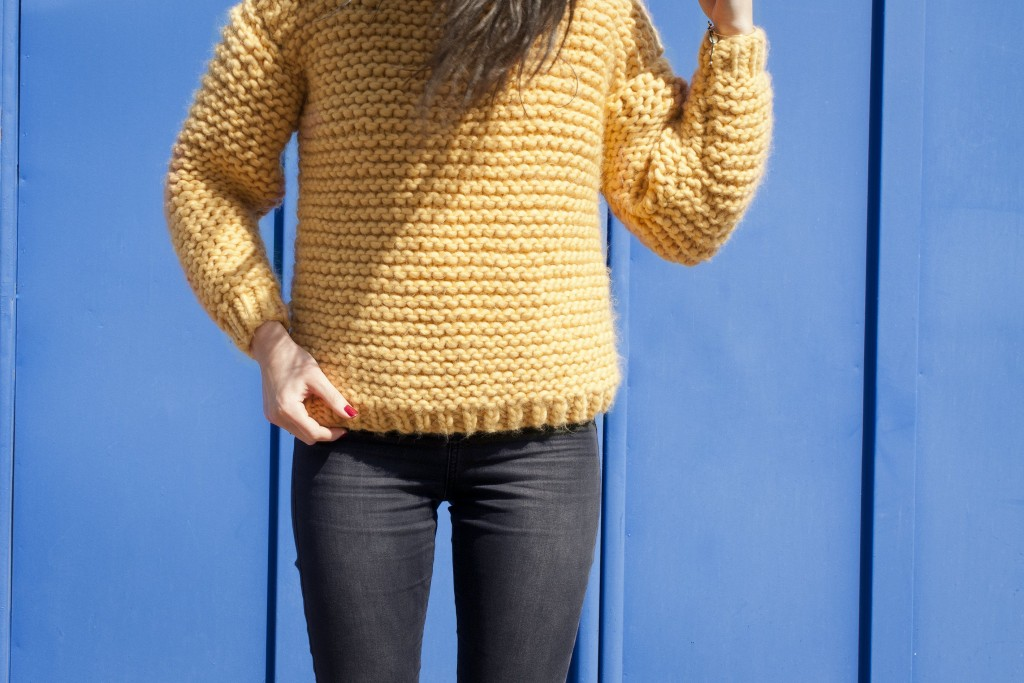 We Are Knitters tricot pull L'atelier d'al blog mode lifestyle Paris