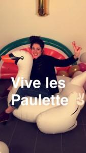 Crémaillère Paulette Magazine