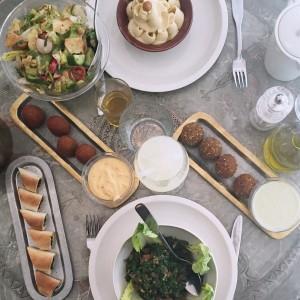 Bonne adresse Paris Lizia Libanais Paris l'atelier d'al blog lifestyle