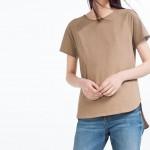 T-shirt basique Zara sélection L'atelier d'al