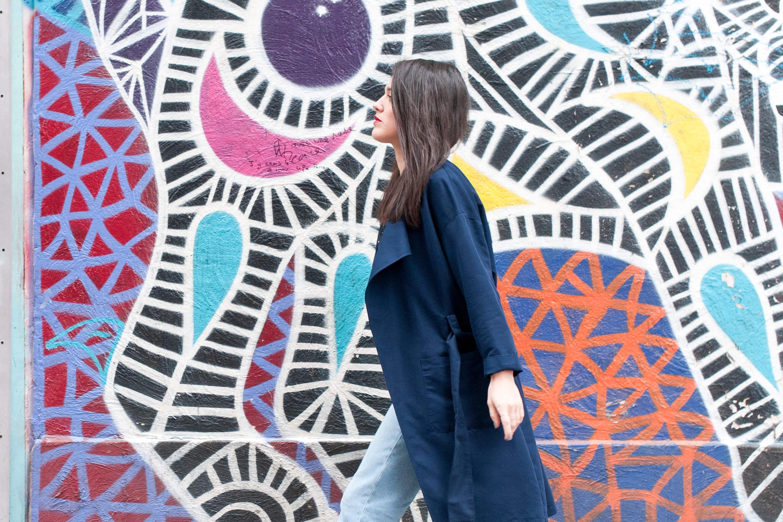 look printemps SheIn et Kiabi trench L'atelier d'al blog mode et lifestyle Paris