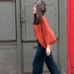 look bohème pantalon flare L'atelier d'al blog mode lifestyle Paris
