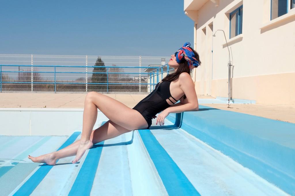 look maillot de bain une pièce Rouge Gorge Lingerie L'atelier d'al blog mode lifestyle Paris