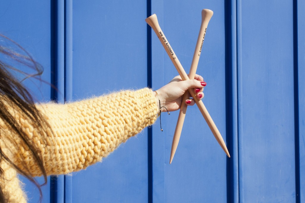 We Are Knitters diy L'atelier d'al blog lifestyle mode Paris