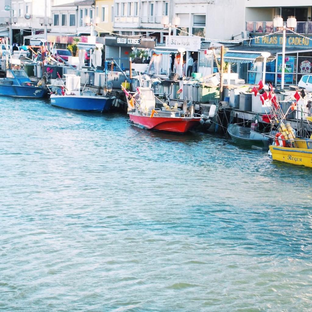 City guide Montpellier Palavas les Flots L'atelier d'al blog mode voyage