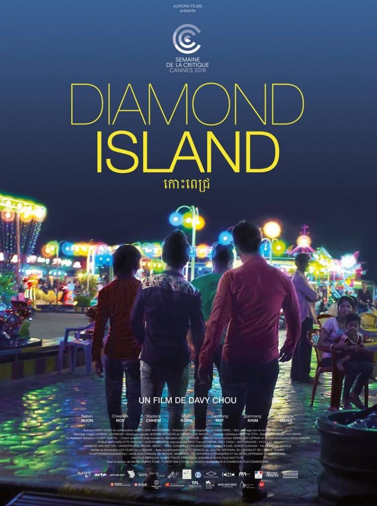 Diamond Island Festival de Cannes 2016
