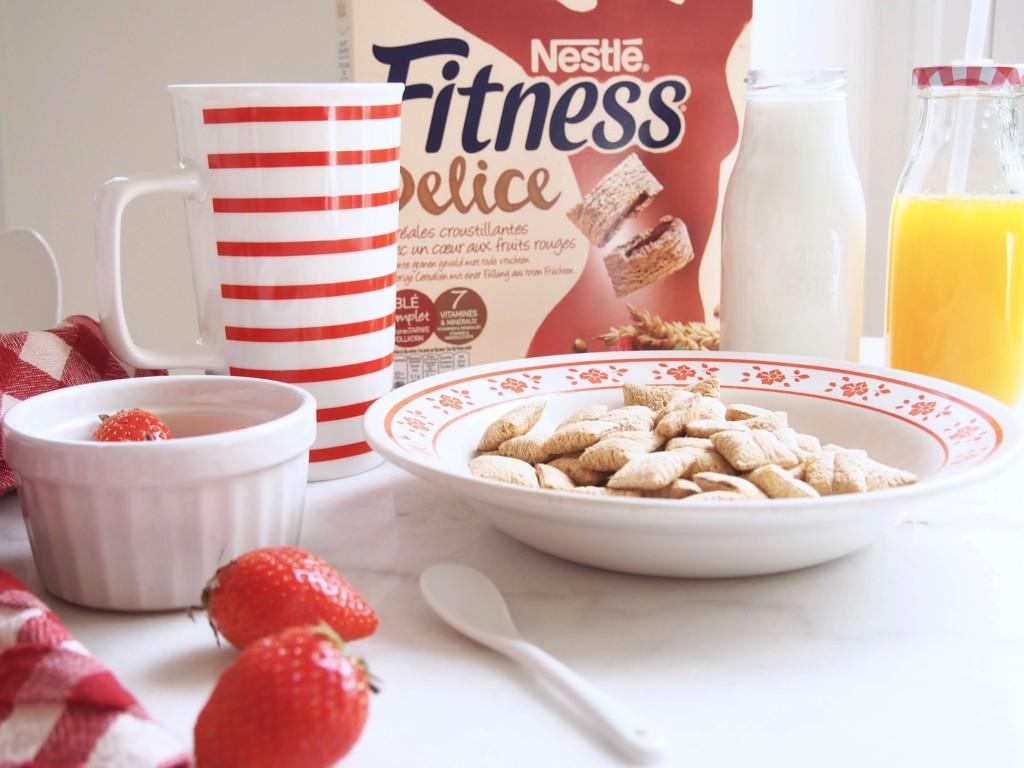 Nestlé Fitness petit déjeuner l'atelier d'al blog lifestyle Paris food