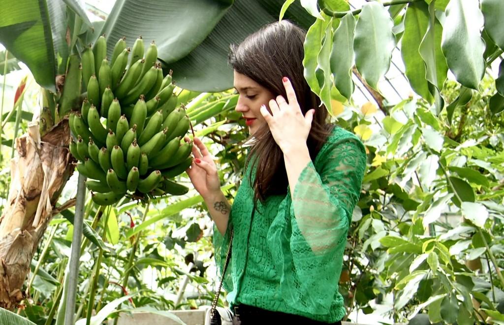 Look green Heimstone Serres D'Auteuil L'atelier d'al blog mode lifestyle Paris