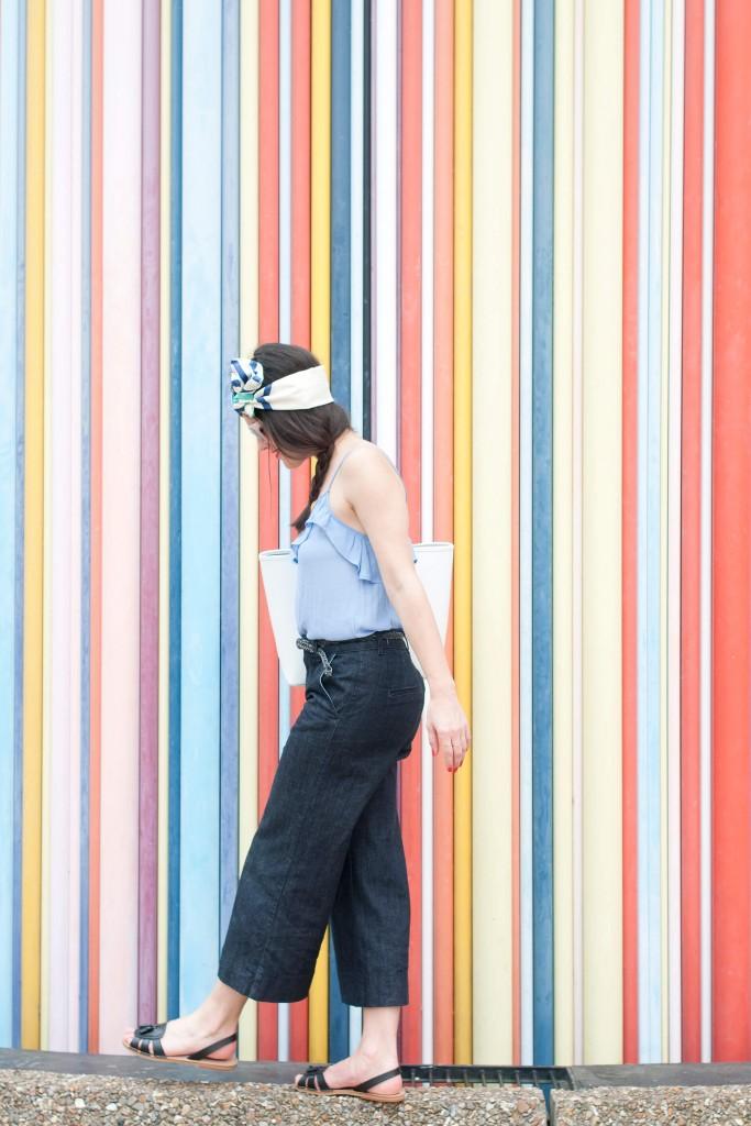 Look Minorquines été L'atelier d'al blog mode lifetsyle travel DIY Paris concours
