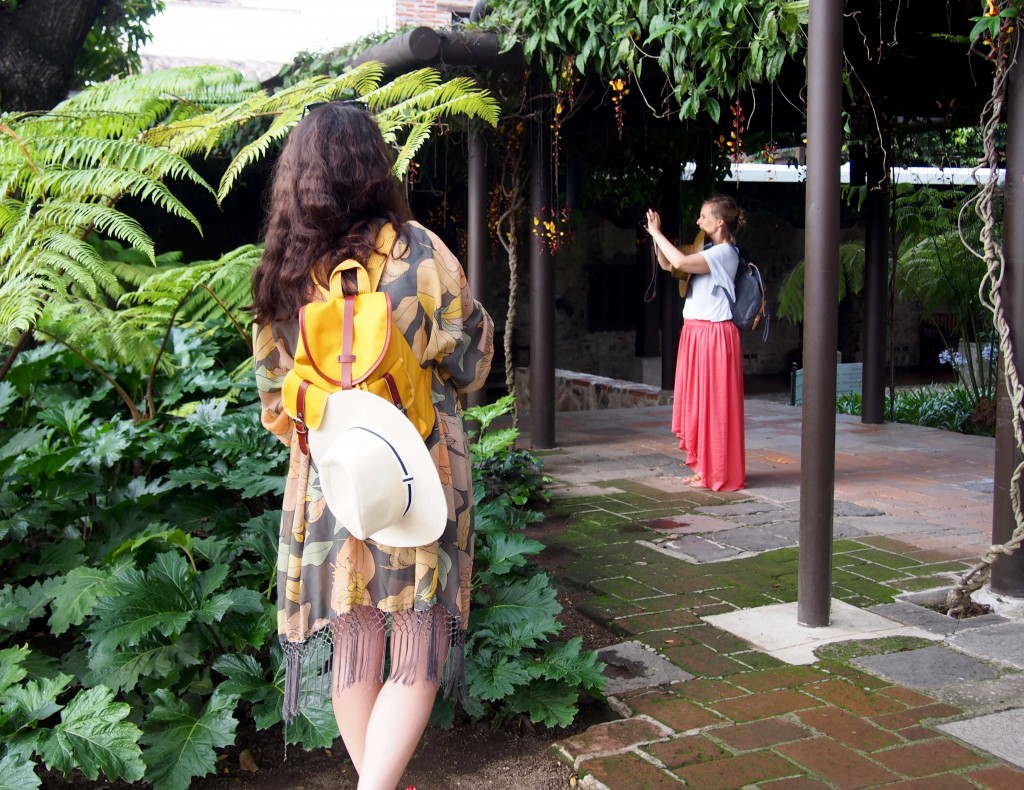 Voyage Guatemala hôtel Antigua L'atelier d'al lifestyle Travel blog