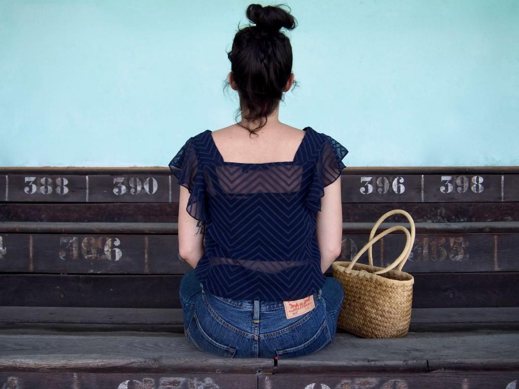look navy summer 501 L'atelier d'al blog mode lifestyle DIY Paris