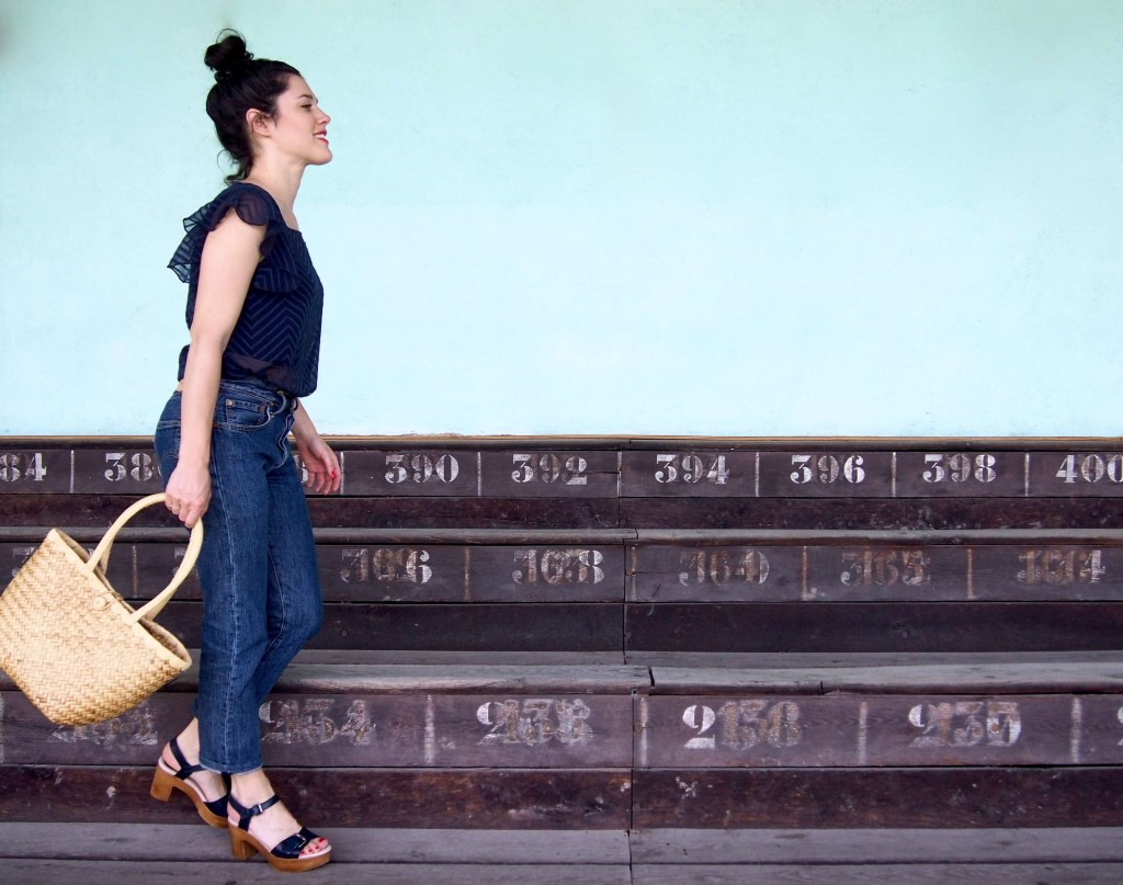 look navy summer 501 L'atelier d'al blog mode lifestyle DIY Paris