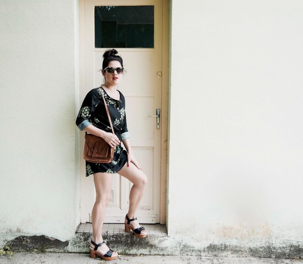 Look robe été SheIn L'atelier d'al blog mode lifetsyle Paris DIY