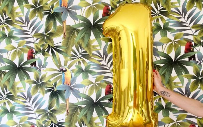 Happy Birthday concours anniversaire L'atelier d'al blog mode lifestyle DIY voyage