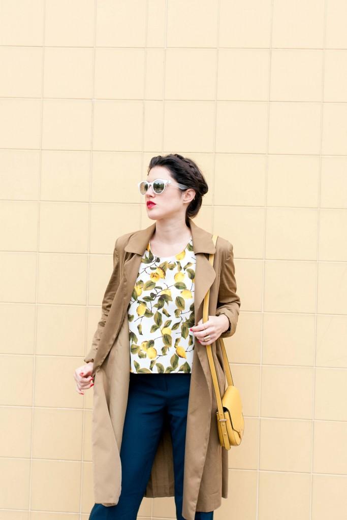 top citrons look l'atelier d'al blog mode lifestyle voyage DIY Paris Bordeaux