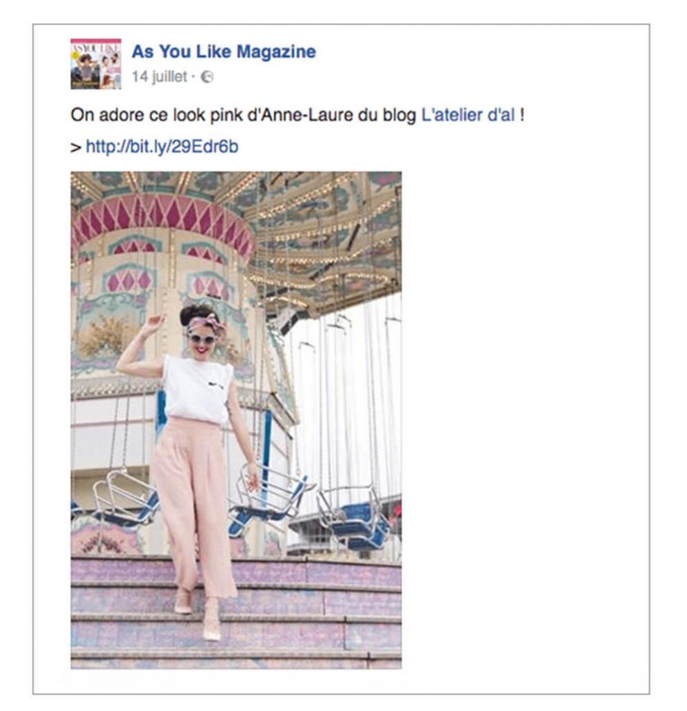 As-You-Like-Fb L'atelier d'al blog lifestyle mode fashion voyage travel DIY Paris Bordeaux