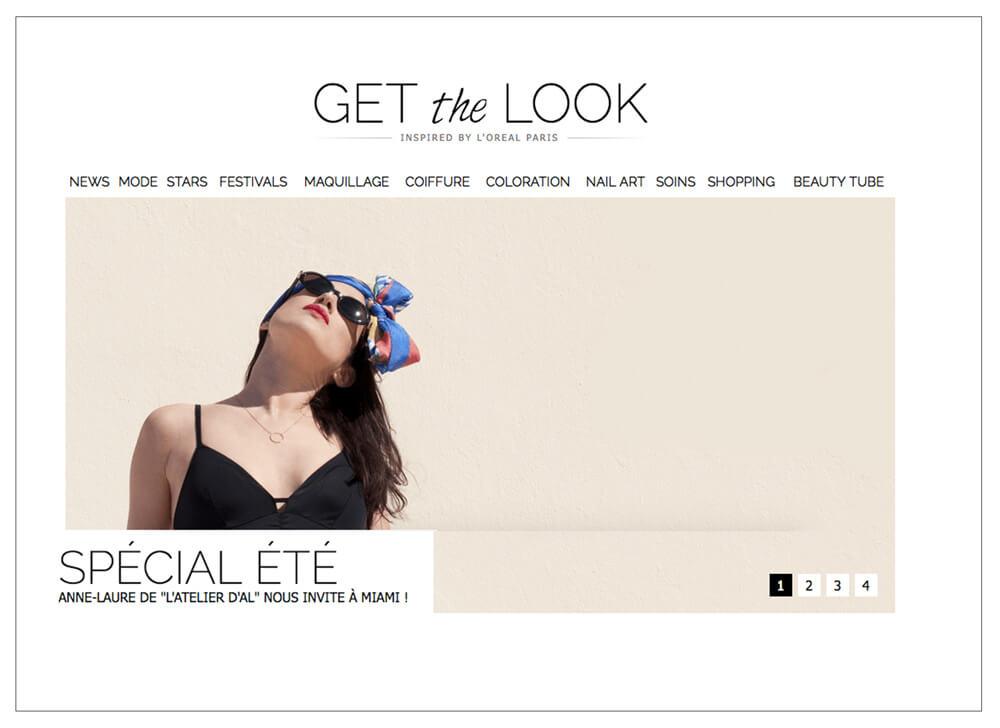 Interview L'oreal Get-The-Look L'atelier d'al blog lifestyle mode fashion voyage travel DIY Paris Bordeaux