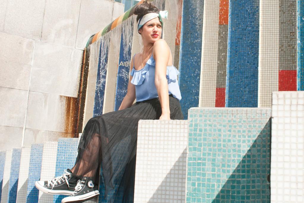 look tutu SheIn L'atelier d'al blog mode lifestyle Paris Bordeaux