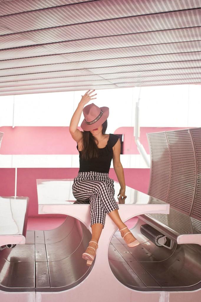 look pink and jean L'atelier d'al blog mode lifetsyle voyage DIY Paris Bordeaux