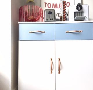 Décoration appartement parisien 30 m2 L'atelier d'al blog lifestyle mode DIY voyage