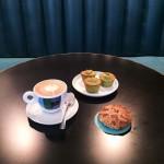 daily sunday coffee latte art