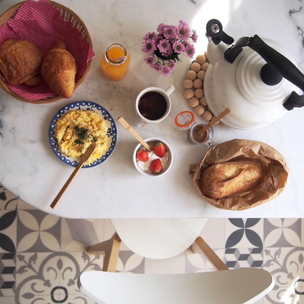 Déco appartement parisien 30 m2 L'atelier d'al blog lifestyle mode DIY voyage