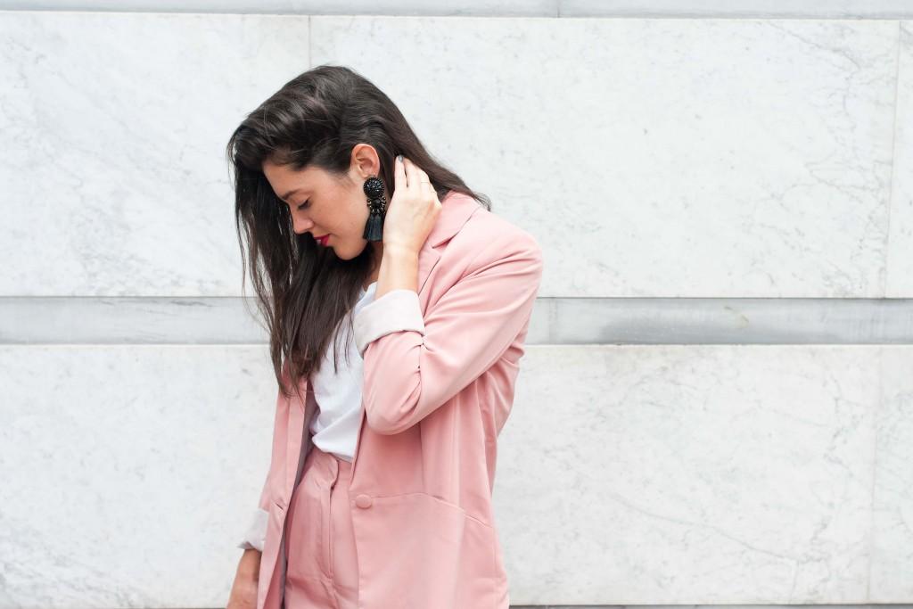 look costume Asos rose L'atelier d'al bog mode lifestyle diy Paris