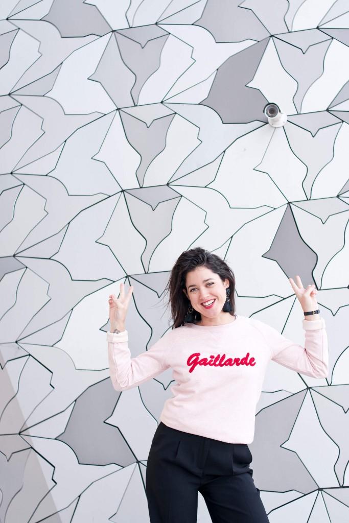 Brive la Gaillarde 100 % Gaillarde Collaboration l'atelier d'al blog mode Paris