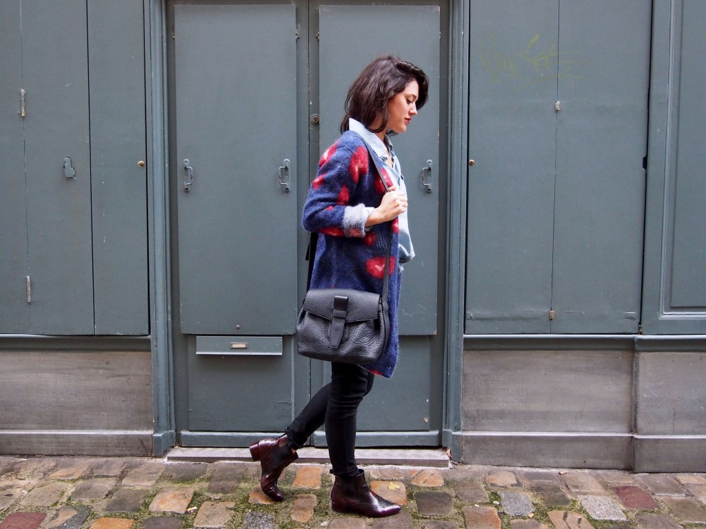 look hiver gilet Heimstone L'atelier d'al blog mode lifestyle DIY Paris