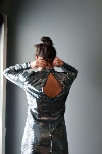 Look Nouvel an New Look L'atelier d'al blog mode Lifestyle Paris Bordeaux
