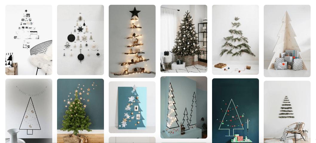 sapin de Noël DIY écologique gain de place L'atelier d'al blog mode lifestyle Paris