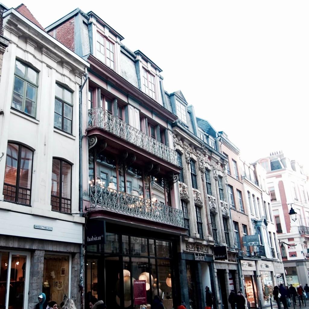 Lille city guide week-end l'atelier d'al blog lifetsyle travel mode