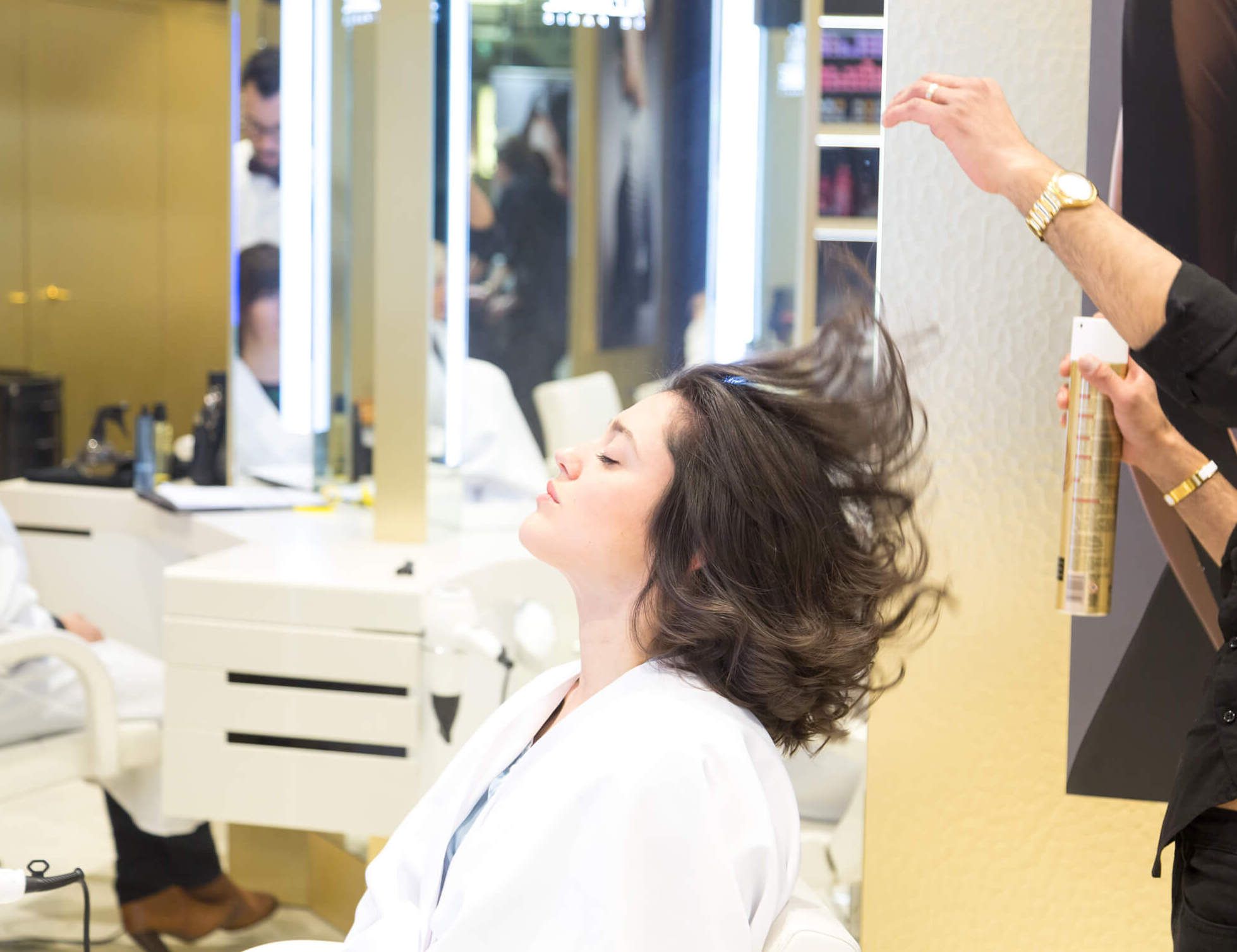 Alexandre de Paris -coiffeur L'atelier d'al blog mode lifestyle