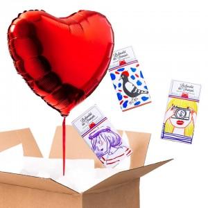 Cadeaux de Saint Valentin Last Minute