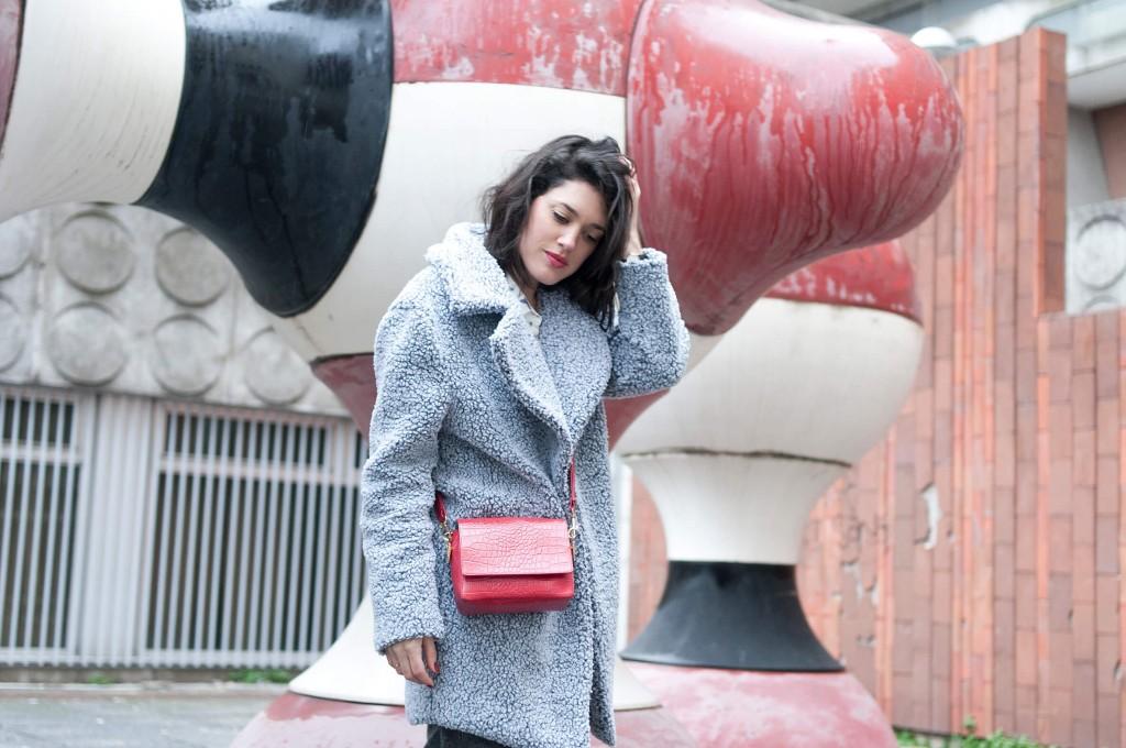 look The Kooples L'atelier d'al blog mode lifestyle Paris
