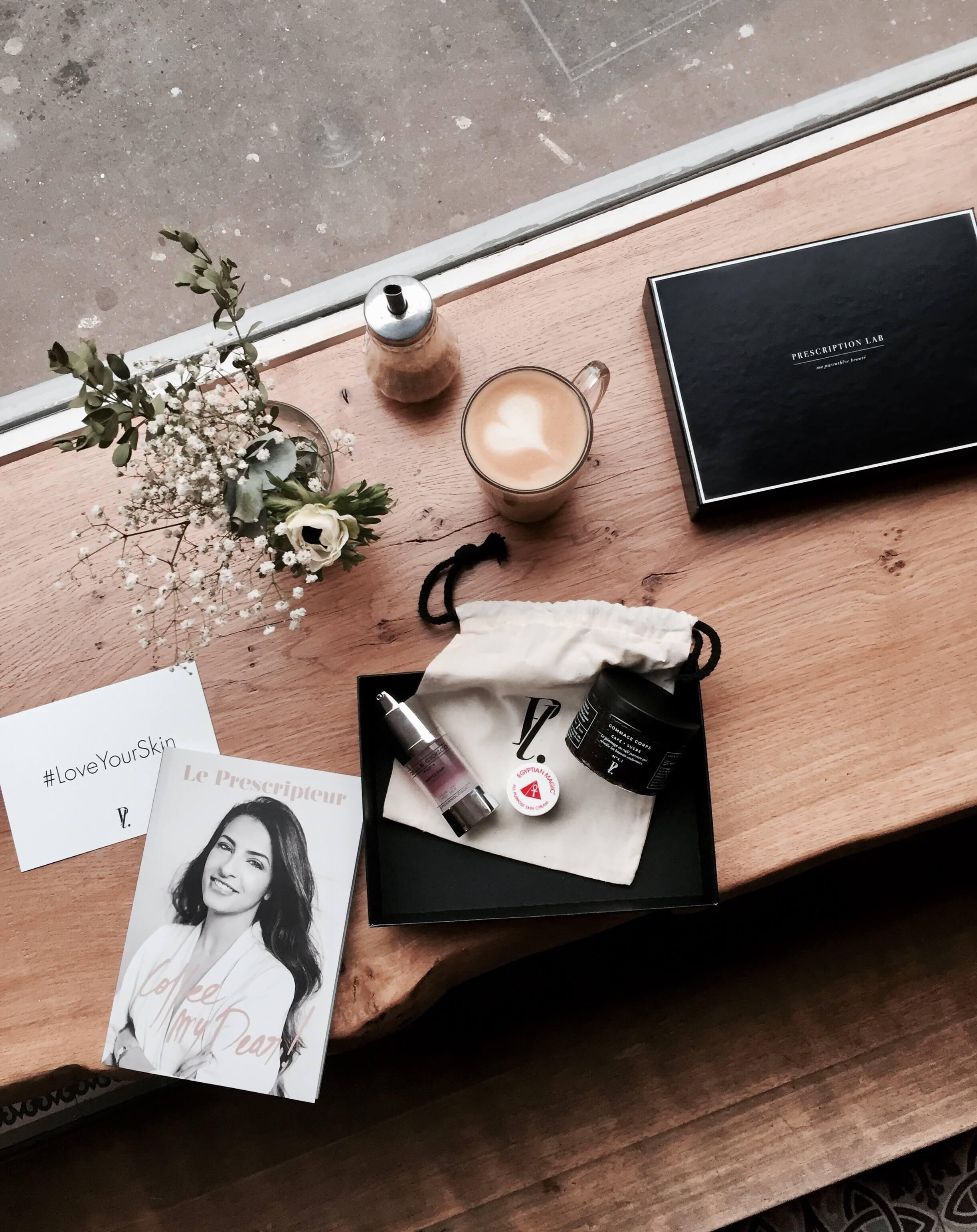 Prescription Lab L'atelier d'al blog mode lifestyle Paris