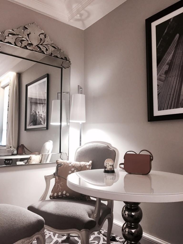 Dîner de St Valentin Sofitel Paris Faubourg L'atelier d'al blog mode lifestyle