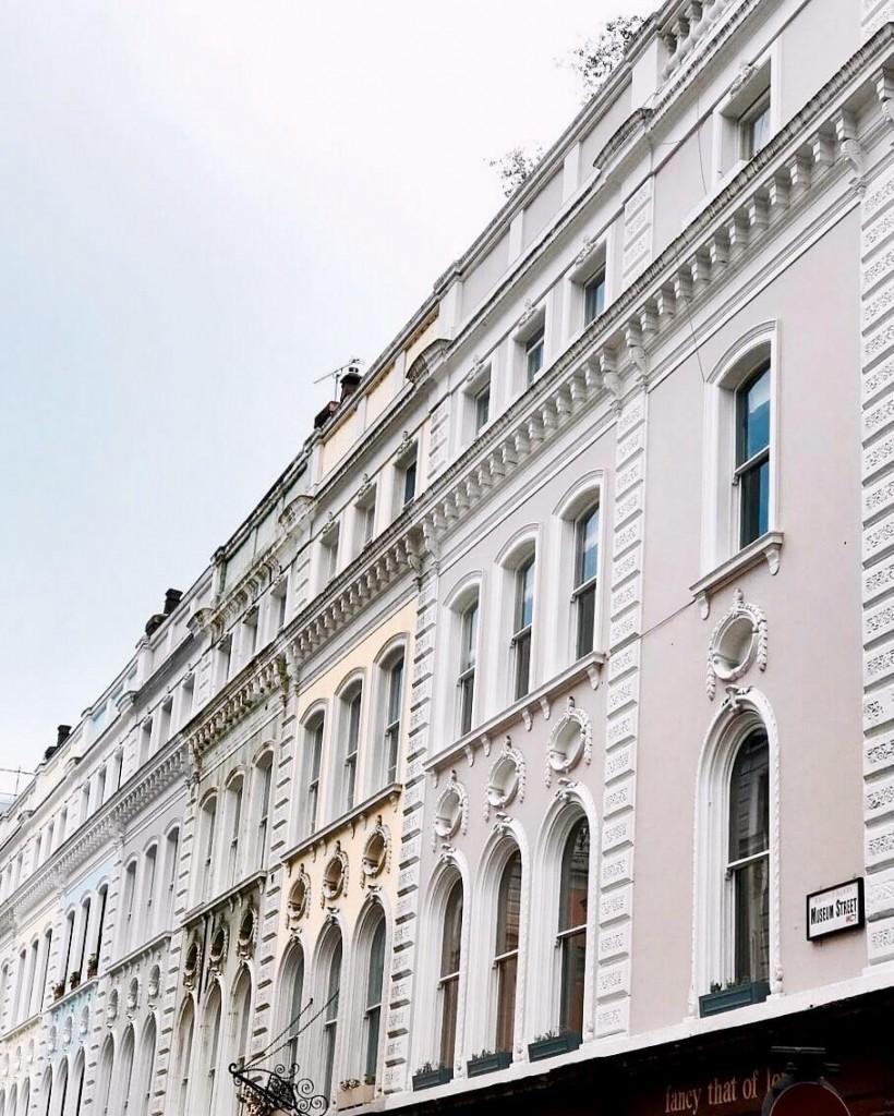 Look Bonprix Londres L'atelier d'al blog mode lifestyle