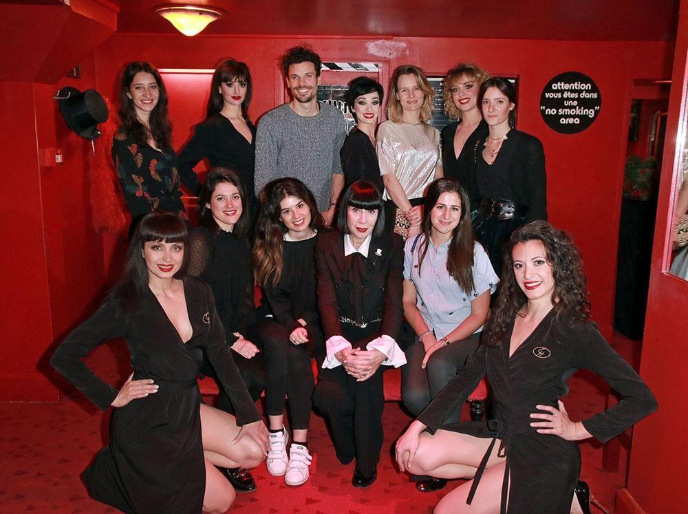 Crazy Horse Chantal Thomass L'atelier d'al blog mode lifestyle Paris