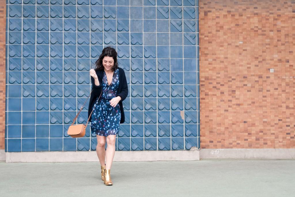 Look robe Grace&Mila L'atelier d'al blog mode lifestyle Paris