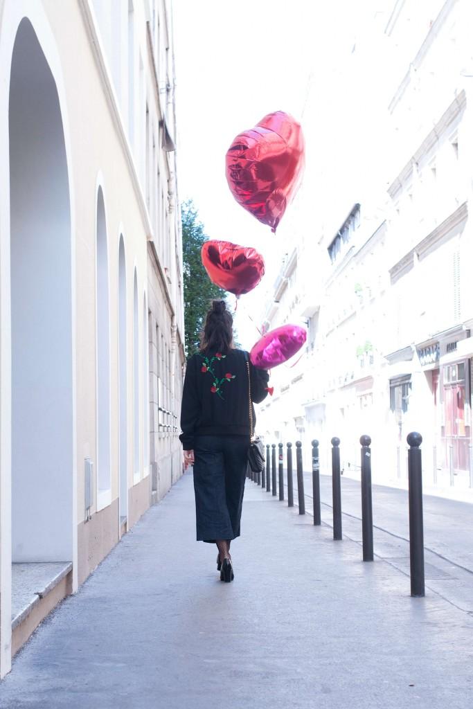 bomber brodé l'atelier d'al blog mode lifestyle Paris