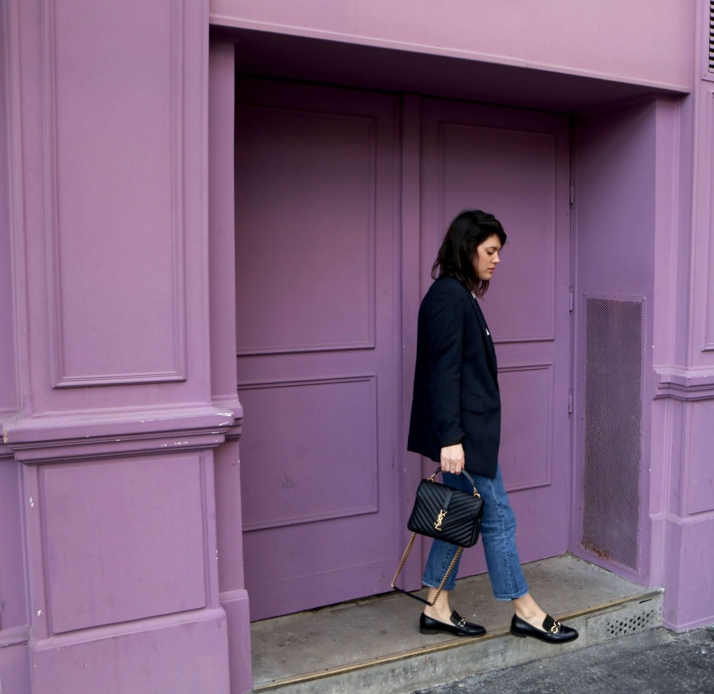 Look top en dentelle h&m L'atelier d'al blog mode lifestyle Paris