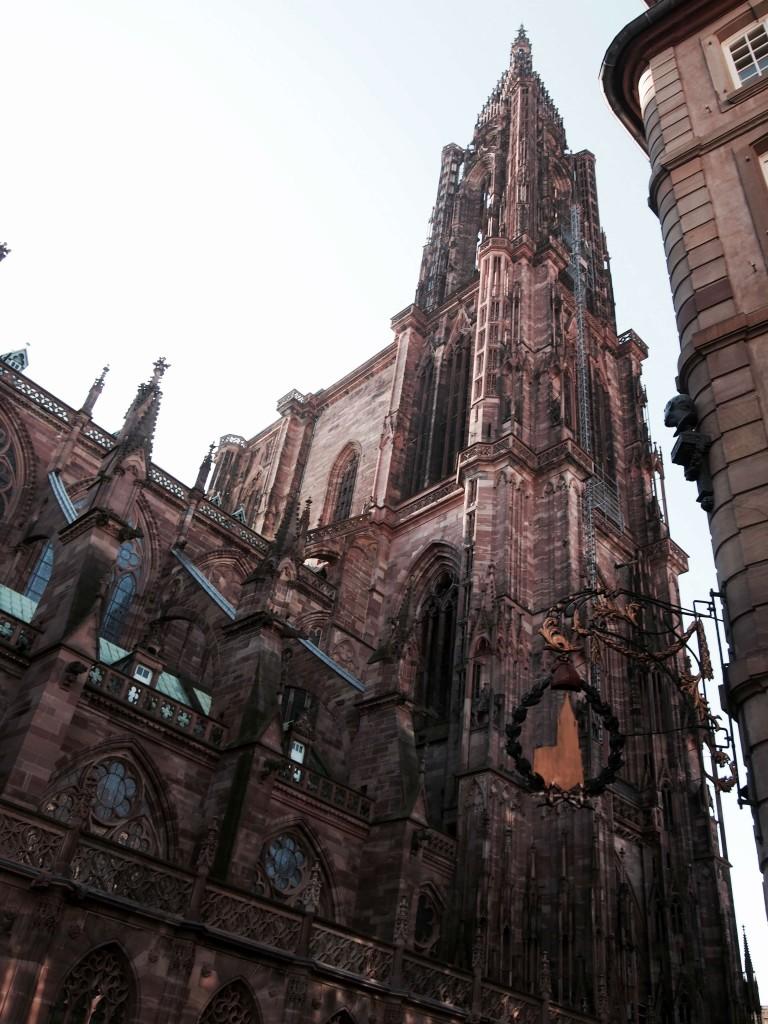 Strasbourg city guide Sofitel Accor hotel L'atelier d'al blog lifestyle travel mode