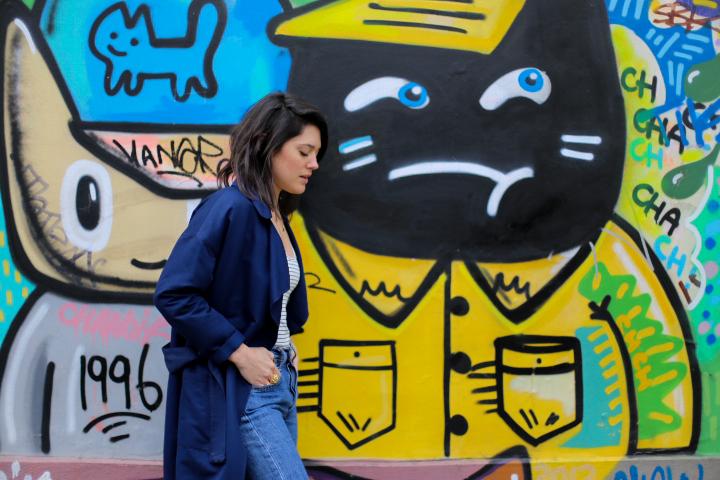 Reebok x face stockholm Look street art Paris L'atelier d'al blog mode lifestyle
