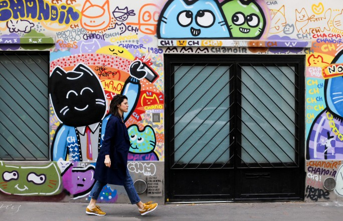 Reebok x face stockholm Look street art Paris L'atelier d'al blog mode lifestyle